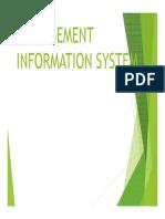 Management Nforion System