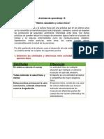Evidencia 6 Analisis Habitos Saludables y Cultura Fisica