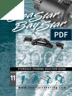 Seastar Manual 2004