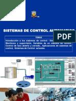01 Sistemas de Control Clase 1
