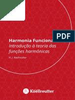 Livro Koellreutter Harmonia