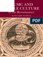 Katelijne Schiltz - Music and Riddle Culture in the Renaissance-Cambridge University Press (2015)