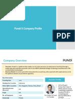 Pundi X Company Profile