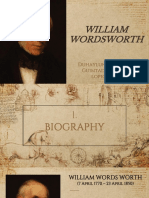 William Wordsworth literary theory