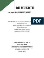 texto argumentativo pena de muerte.docx
