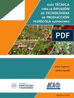 Iica Guia Tecnica Para Produccion Floricola Bve17028598e