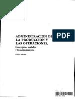 Admin is Trac Ion de La Produccion y Operaciones Conceptos y Modelos