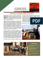In Progress Newsletter August 2019