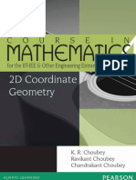 2D Coordinate Geometry_ Course in Mathematics for the IIT-JEE and Other Engineering Entrance Examinations
