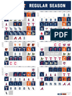 ASTROS 2020 Schedule - Regular Season