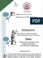Derecho Comercial i Jr