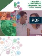 Situación de salud reproductiva en el estado de Hidalgo