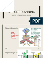 Lectut CEN-307 PDF Airport Layouts and Space 2019