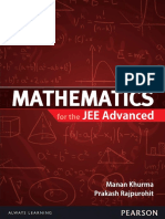 Advanced Problems in Mathematics for JEE Advanced