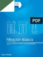 filtracion basica