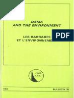 B35 - Dams and Enviroment