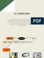 Le Corbusier-power Point