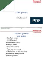 PID algorithm