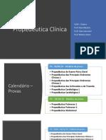 Propedêutica Clínica