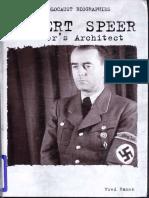 Albert Speer _ Hitler's Archite - Ramen, Fred