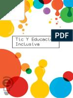 Tic y Educación Inclusiva