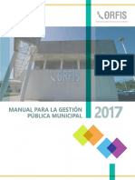 Manual de Gestión Pública Municipal