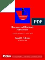 Libro Rojo - Fundamentos Del Diseno de Cimentaciones
