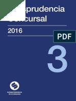 Libro 1 Jurisprudencia Concursal 3 2016