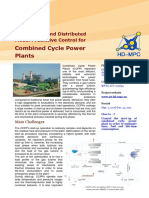 HDMPC Flyer Combined Cycle