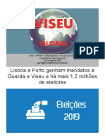 12 Agosto 2019 - Viseu Global