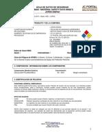 MSDS-JCPDS-DISPAC1