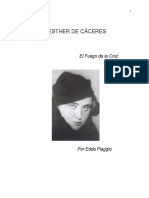 Esther de Caceres