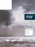 Christian Lotz - The Art of Gerhard Richter_ Hermeneutics, Images, Meaning-Bloomsbury Academic (2015)