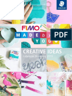 Staedtler FIMO Catalogue 2019 {STAEDTLER Hobby Creative Catalogue 2019 en}