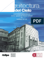 Libro Arquitectura Del Cielo Edotorial Redipe