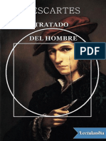 Del hombre, Descartes
