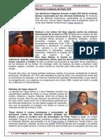 FICHA 14 Rebeliones Indígenas Del Siglo XVIII