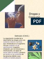 Drogas y Consumo
