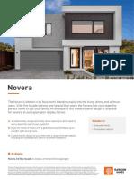 Novera - casa moderna