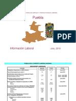 Perfil Puebla STPS