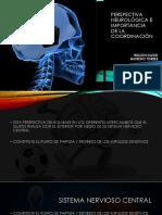 Perspectiva Neurologica y Relacion Con La Coordinacion Motora