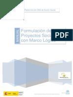 Manual de Formulacin de Proyectos Sociales Arbol de Problemas