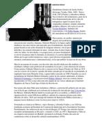 Biografias de Gabriela Mistral, Alfredo Espino, Gabriel García Márquez, Salvador Salazar Arrué, Claudia Lars, Alberto Masferrer