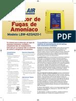 Detector de Fuga de Amoniaco -En Español Modelo_lbw-420_2013_v2