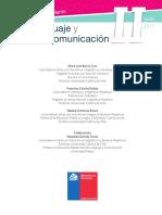Lenguaje y Comunicación 2º Medio-Texto Del Estudiante
