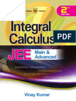 Integral Calculus for IIT JEE Main and Advanced Vinay Kumar VKR Classes Kota