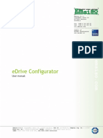 EDrive Configurator User Manual 0 1