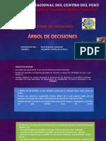 Jhanela Alejandro Santillan ___elaboracion y Analisis de Arboles de Decisiones