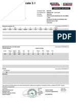 Certificado Supercore 2205P U2FC153058