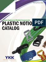 YKK Plastic Notions Catalog